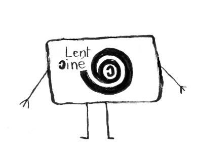 Orci a pris la forme du logo de Lent ciné